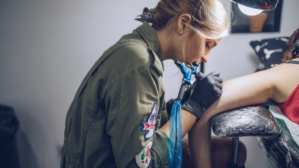 My sisters inherited nothing as grandma hated their tattoos – so I got it all'